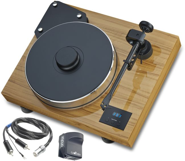 Pro-Ject Xtension 10 Olive